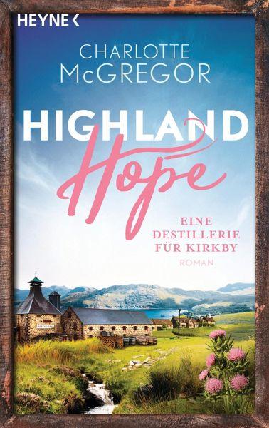 Buch-Reihe Highland Hope