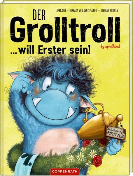 Buch-Reihe Der Grolltroll