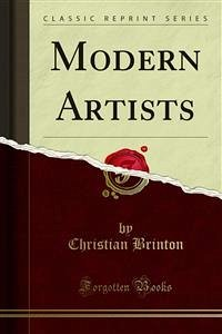 Modern Artists (eBook, PDF)