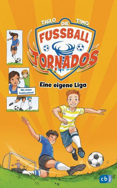 Buch-Reihe Die Fußball-Tornados