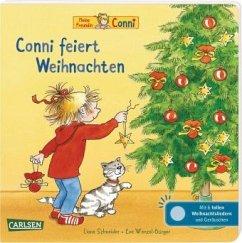 Hör mal (Soundbuch): Conni feiert Weihnachten - Schneider, Liane