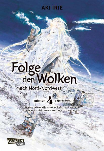 Buch-Reihe Folge den Wolken nach Nord-Nordwest