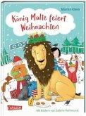 König Malte feiert Weihnachten