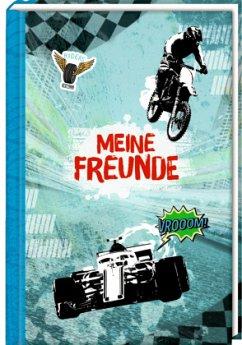 Freundebuch - Meine Freunde - Motorsport