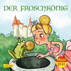 Der Froschkönig - Grimm, Jacob;Grimm, Wilhelm