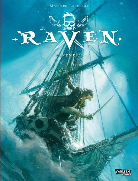 Buch-Reihe Raven