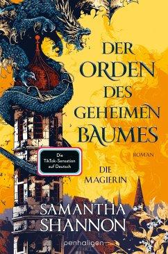 Der Orden des geheimen Baumes - Die Magierin / Königin von Inys Bd.1 - Shannon, Samantha