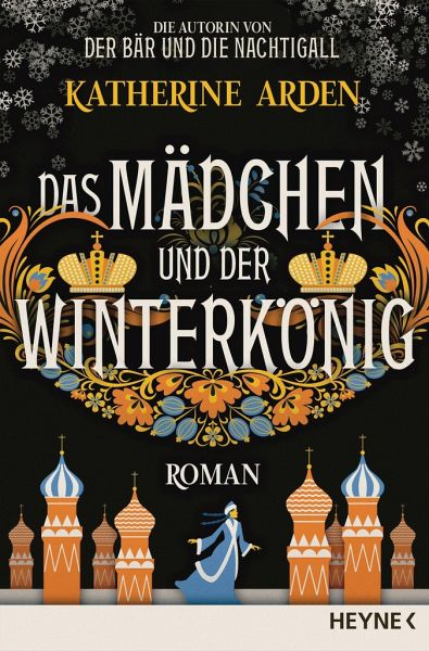 Buch-Reihe Winternacht-Trilogie
