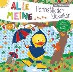 Alle meine Herbstlieder-Klassiker; ., 1 Audio-CD