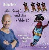 Jim Knopf und die Wilde 13 - Die ungekürzte Lesung, 6 Audio-CD