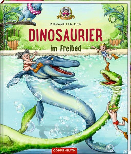 Buch-Reihe Dinosaurier