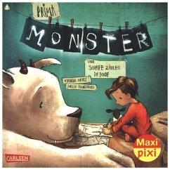 Prima, Monster! - Heitz, Markus