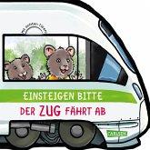 Mein kleiner Fahrzeugspaß: Einsteigen bitte! Der Zug fährt ab!