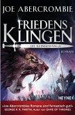 Friedensklingen - Die Klingen-Saga (eBook, ePUB)