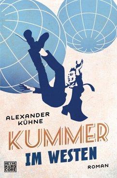 Kummer im Westen / Düsterbusch Bd.2 (eBook, ePUB) - Kühne, Alexander