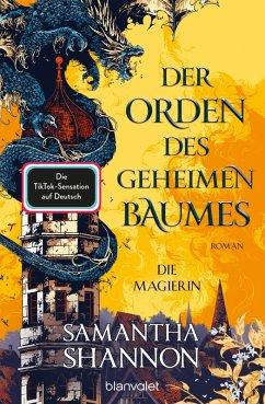 Der Orden des geheimen Baumes - Die Magierin / Königin von Inys Bd.1 (eBook, ePUB) - Shannon, Samantha