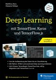 Deep Learning mit TensorFlow, Keras und TensorFlow.js (eBook, ePUB)