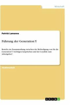 Führung der Generation Y