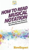 How To Read Musical Notation