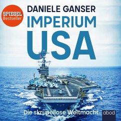 Imperium USA (MP3-Download) - Ganser, Daniele