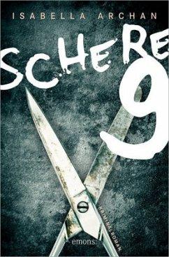 Schere 9 (Mängelexemplar) - Archan, Isabella