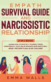 Empath Survival Guide and Narcissistic Relationship 2-in-1 Book
