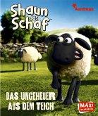 MAXI Shaun das Schaf (Mängelexemplar)