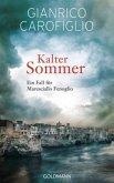 Kalter Sommer / Maresciallo Fenoglio Bd.2 (Mängelexemplar)