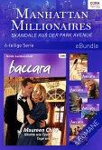 Manhattan Millionaires - Skandale aus der Park Avenue (6-teilige Serie) (eBook, ePUB)