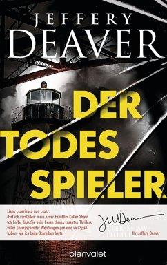Der Todesspieler / Colter Shaw Bd.1
