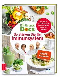 Die Ernährungs-Docs - So stärken Sie Ihr Immunsystem - Klasen, Jörn;Schäfer, Silja;Riedl, Matthias