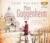 Miss Guggenheim / Mutige Frauen zwischen Kunst und Liebe Bd.16 (1 MP3-CD)