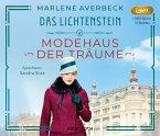 Das Lichtenstein: Modehaus der Träume, 1 MP3-CD
