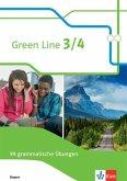 Green Line 3/4. 99 grammatische Übungen mit Lösungen 7./8. Klasse. Ausgabe Bayern ab 2017