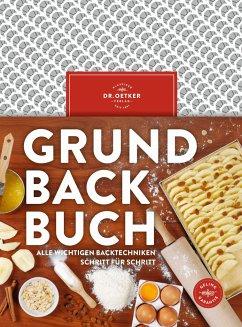 Grundbackbuch - Dr. Oetker Grundbackbuch
