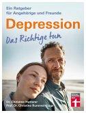 Depression. Das Richtige tun