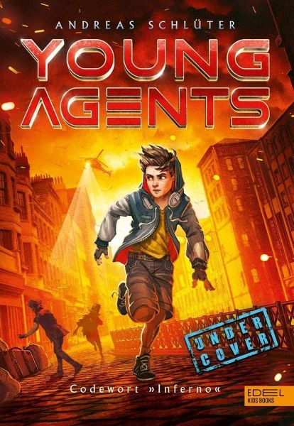 Buch-Reihe Young Agents
