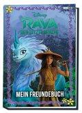 Disney Raya und der letzte Drache: Freundebuch