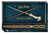 Harry Potter: Das Buch der Zauberstäbe (mit Zauberstab-Replika in Geschenkbox)
