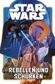 Star Wars Comics: Rebellen und Schurken