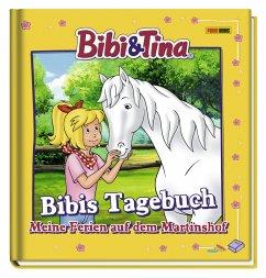 Bibi & Tina: Bibis Tagebuch - Meine Ferien auf dem Martinshof - Weber, Claudia