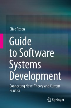 Guide to Software Systems Development (eBook, PDF) - Rosen, Clive
