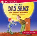 Das Sams darf sich was wünschen und eine weitere Geschichte, 1 Audio-CD (Mängelexemplar)