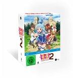 KonoSuba 2 (2.Staffel) - Vol. 1 Limited Mediabook