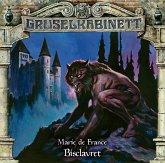 Bisclavret / Gruselkabinett Bd.166 (Audio-CD)