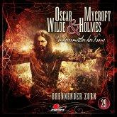 Brennender Zorn / Oscar Wilde & Mycroft Holmes Bd.29 (1 Audio-CD)
