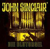 John Sinclair - Die Blutorgel, 2 Audio-CD