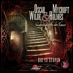 Die 13 Stufen / Oscar Wilde & Mycroft Holmes Bd.31 (1 Audio-CD)