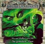 Das gemiedene Haus / Gruselkabinett Bd.162 (Audio-CD)