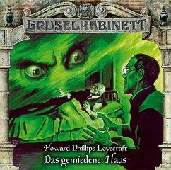 Das gemiedene Haus / Gruselkabinett Bd.162 (Audio-CD) - Lovecraft, H. P.